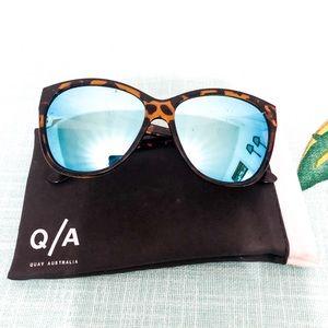 About Last Nighy Quay Sunglasses